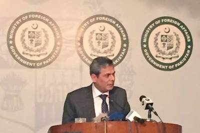 Many countries desirous to learn from Pakistan's experience on counter terrorism: FO