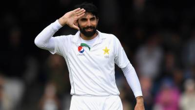 Misbah-ul-Haq reaches Australia to join Pakistan Team