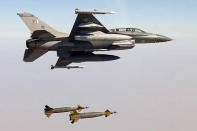 PAF carry out air strikes in Tirah Valley