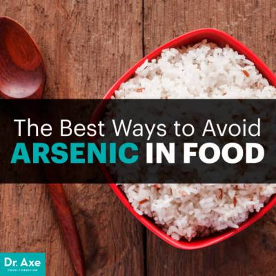 High levels of lead, arsenic found in common foods