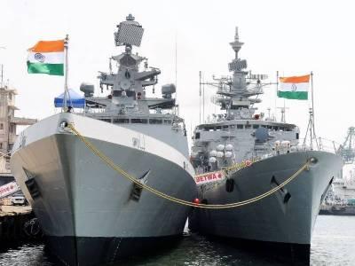 Indian Navy vessel hits Mumbai dockyard, kills own sailors