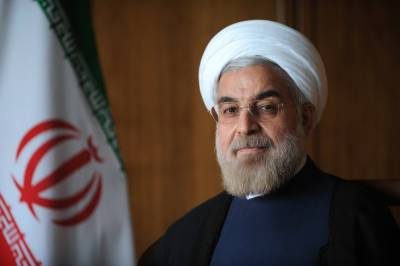 Iranian President lashes out at United States