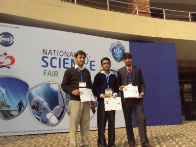 National Science Fair in Islamabad: Over 100 organisations participate