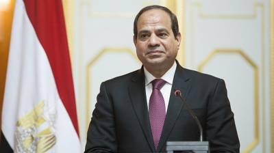 Egypt keen to enhance defence ties with Pakistan: President Sisi