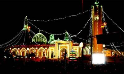 Eid Milad-un-Nabi Holiday announced