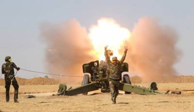 Iraqi Air Force plays havoc against ISIS
