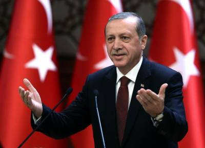 Tayyip Erdogan to become all powerful President