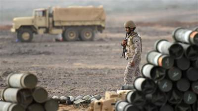 Blast in Saudi Arabia near Yemen border
