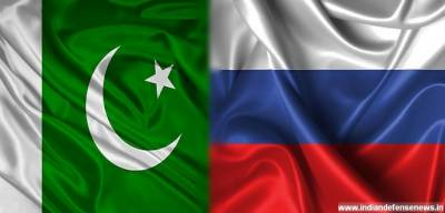 Pakistan-Russia agree to enhance regional connectivity