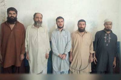 Major terrorist attack foiled on Eid Milad Un Nabi