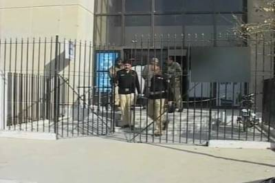 Rs. 50 million Bank Robbery by security guards