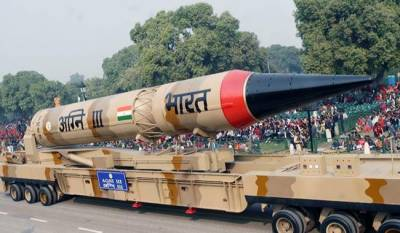 India to become world's third largest arms spender