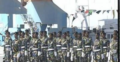 TF-88: Pakistan Navy special task Force for CPEC security inaugurated