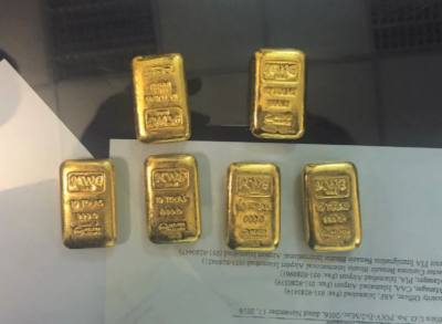 Benazir Bhutto AirPort: Gold smuggling bid foiled by Customs department
