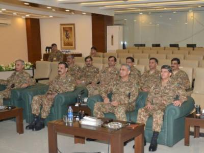 COAS General Qamar Bajwa takes vital decision on Karachi operations