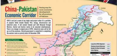 CPEC security fund to be established