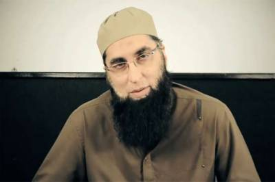 Junaid Jamsheed funeral prayers offered