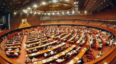 PTI lawmakers force Speaker to adjourn NA session