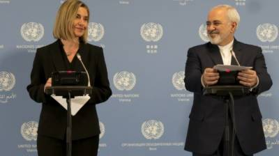 Iran seeks meeting of nuclear deal powers