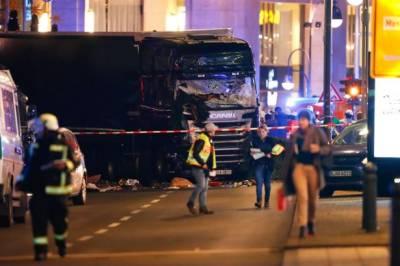Berlin Christmas Market attack suspect arrested