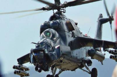 Pakistan to get 4 advanced MI-35 combat helicopters from Russia