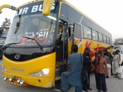Iran offers 200 latest buses for Karachi