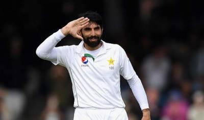 Misbah ul Huq wins ICC Spirit of Cricket Award