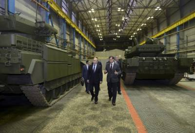 Russia to enhance military nuclear potential
