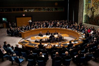 UN Security Council to vote against Israel
