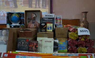 China donates books to Pakistan Embassy College Beijing