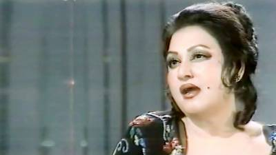 Noor Jehan 16th death anniversary being observed today