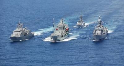 Pakistan Maritime Security Agency ships reach Malaysia