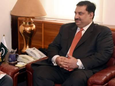 Pakistan-Uzbekistan Joint Buisness Council to be established
