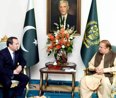 Pakistan-Uzbekistan to take bilateral ties to new heights