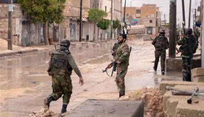 Syrian Army takes complete control of Aleppo