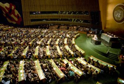 UN General Assembly adopts Pakistan sponsored resolution