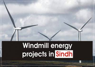 1530 MW windmill energy projects underway in Sindh