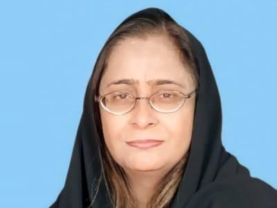 Azra Afzal, sister of Asif Zardari resigns from MNA seat