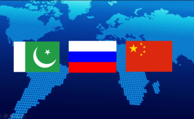 Pak-China-Russia expresses concern about ISIS expansion in Afghanistan