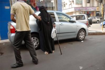 Saudi government crackdown against Pakistani beggar mafia in Madina