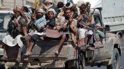 12 Yemeni soldiers killed by Huthi rebels