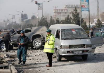 Bomb Blast in Kabul targeting member Parliament