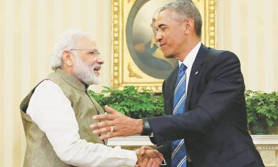 Obama administration condemned for backing Indian NSG bid