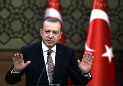 Tayyip Erdogan lashes out at USA