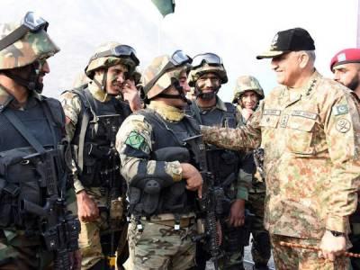 COAS witnesses Pak-Jordan Armies joint drills near Attock