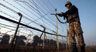 Pak Army responds to Indian firing at LoC