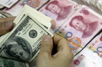 Chinese Yuan beat US Dollar