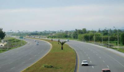 M-9 Karachi- Hyderabad Motorway completed