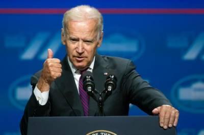US Vice President Biden blasts Donald Trump