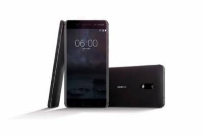 Nokia's first smart phone launched